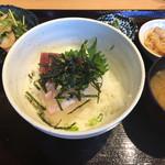 魚・オイルしゃぶしゃぶ 和達 -