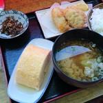 ヨッシャ食堂 - 料理写真:やってもた…(´Д`)