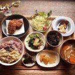 ヒメシャラ - 料理写真:ヒメシャランチ