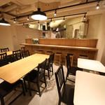 麺 TOKITA - 内観写真