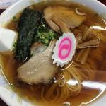 寿蘭 - ラーメン 550円