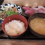 大和屋 音次郎 - お刺身とおばんざい