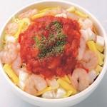 KANSAI - シーフードトマトクリームチーズ
