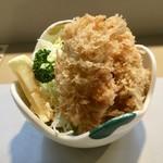 tonkatsuookura - 牡蠣フライ小皿500円