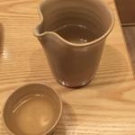 京都石塀小路 豆ちゃ - ポン酒 村佑