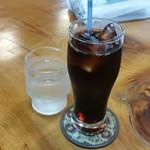 58588042 - 単品の「御神水アイスコーヒー (400円)」