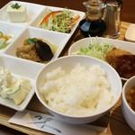 やまなみ珈琲店 - 料理写真: