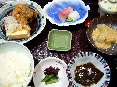三田 竹若の料理の写真