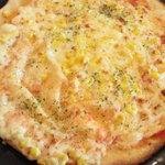 ガスト - マヨコーンピザ