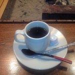 能登半島  郷土料理の宿 さんなみ - コーヒーまでつきます