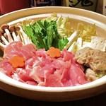 はる - 若鶏と豆腐の水炊き鍋(2~3人前)