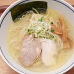 麺処 直久 - 料理写真:純鶏らーめん
