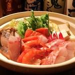 はる - 海鮮きんき鍋(2~3人前)要予約