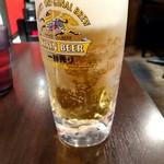 とりまる - 生ビール
