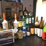 青森バルわいはー - もちろん日本酒以外にもリキュール・各種ジュースもご用意しております!