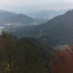 出石 城山ガーデン - 曇ってはいるが見晴らしはよし
