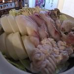 青森バルわいはー - 寒い季節に鍋のメニュもご用意しております!少人数でしたら当日予約も可能です!数量限定ですので、お電話でご確認ください!