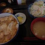 向日葵 - ランチの親子丼 800円