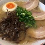 58605469 - だるま(とんこつ)チャーシュー【料理】