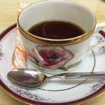58605766 - 2016.11.9再訪。                       食後のコーヒー