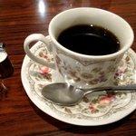 モナリザ - プラス100円で付けられるコーヒー!(2016,10/30)