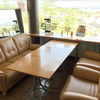ナチュラルフードカフェグリーンハート - ソファー個室