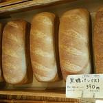 パンとカフェ nagi - 「黒糖パン(大)」390円税抜