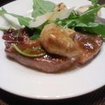 58606290 - トスカーナ産牛ヒレ肉の網焼き