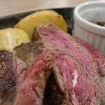 ジャクソンファーム&グリル - チョイ飲みセットのお肉