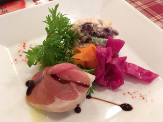 トラットリア ノラ・クチーナ - 前菜