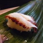 鮨処 たかはし - ☆蛸も茹で具合が程良いです(*^。^*)☆