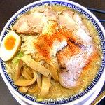 万人家 大学前店 - ガッツリG麺(2010年11月)