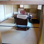 柏屋 大阪千里山 - ☆茶室な離れな空間はこじんまりとプライベート空間です(#^.^#)☆