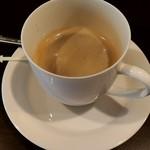 58624465 - 食後のコーヒー