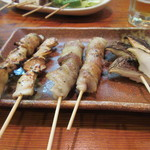 Ryoushidiyasakurajima - 私はこの中から椎茸とバラを選んでいただきました。