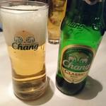 オールドタイランド - チャーンビール 2016年11月
