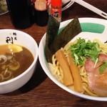 58626695 - 特製つけ麺(並:850円)