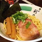 58626699 - 特製つけ麺:麺&トッピング