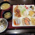 南風荘 - 料理写真:朝食バイキング2016.10.30
