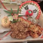喜重会館 - 料理写真:お持ち帰りお土産用料理