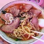紫苑 - 料理写真:味噌チャーシュー麺(850円)