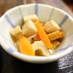 安庵 - 美味しい小鉢