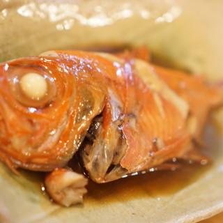 炉ばた焼 しばらく - 料理写真:チケットで♡通常1500円の金目鯛