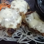 宮崎の地鶏 - つくねチーズ