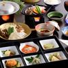 湯沢ニューオータニ - 料理写真:和洋中それぞれの味が散りばめられた「御膳ディナー」税込5000円。季節で変わる料理長の創作メニューです。