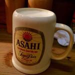 寿伍六` - この陶器で飲むビールは旨さ倍増