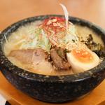 ホテル紅やレストラン - 料理写真:のざわな味噌ラーメン☆