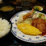 味の千成亭 - 料理写真:特別ランチ。