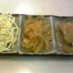 上海美食 - 前菜3種