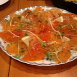 シズカパパ - 料理写真:サーモン